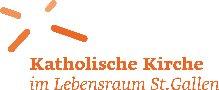 Logo Katholische Kirche im Lebensraum St.Gallen