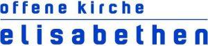 Logo Offene Kirhce Elisabethen